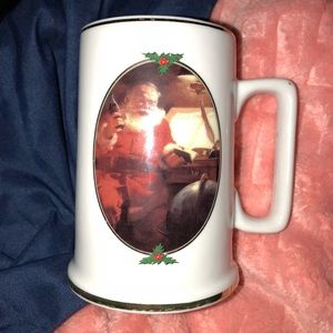 Coca Cola 1996 Collector edition Christmas Mug